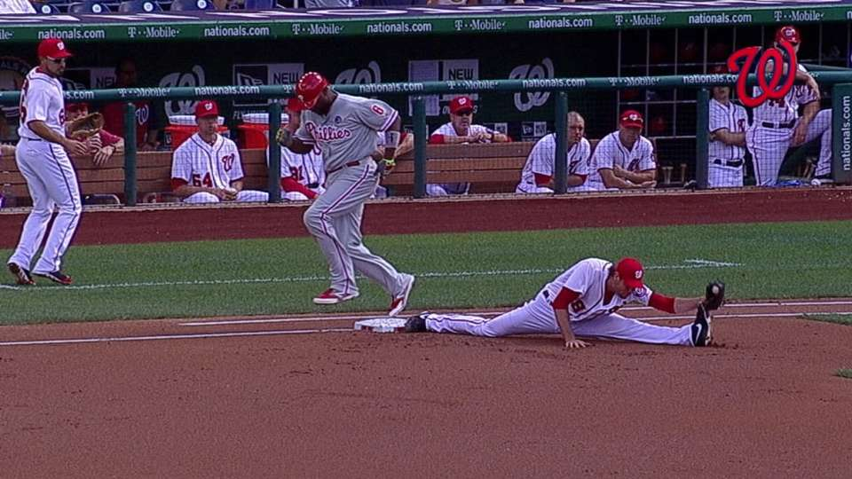 Fister's impressive stretch