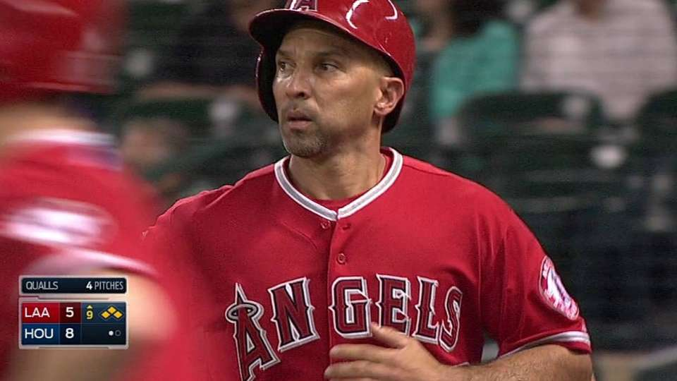 Cowgill's RBI grounder