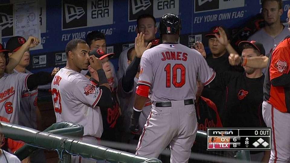 Jones' opposite-field dinger