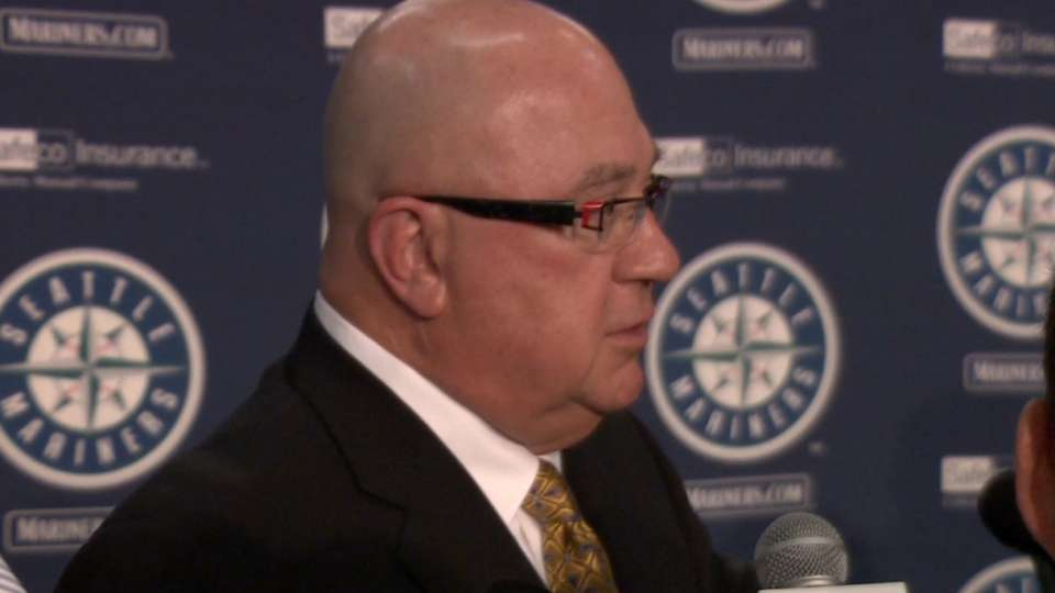 Mariners on picking Alex Jackson