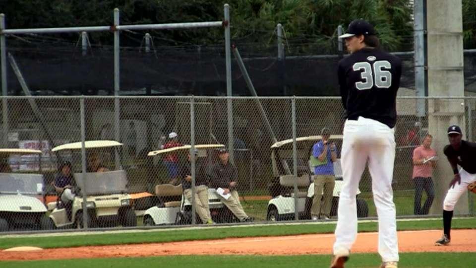 White Sox draft RHP Adams No. 44