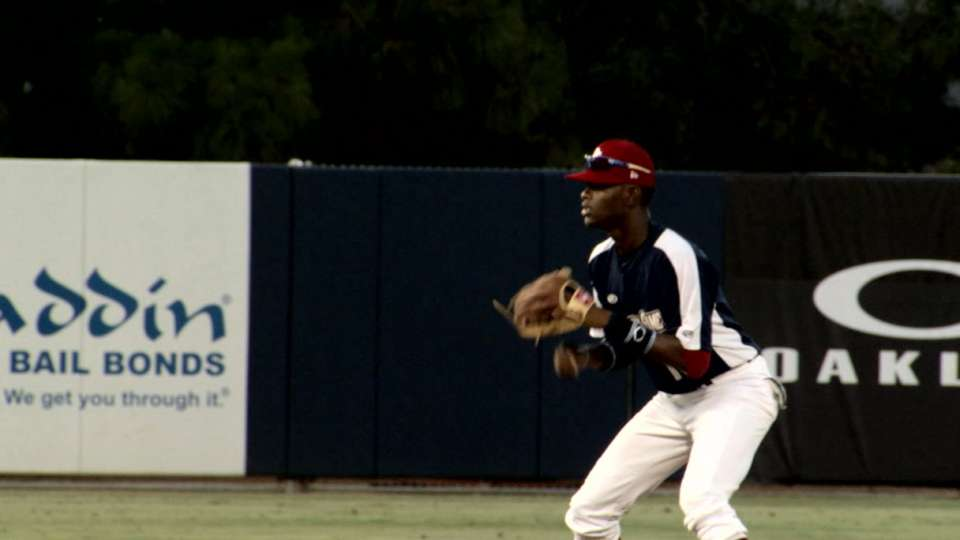 Rangers draft SS Forbes No. 59