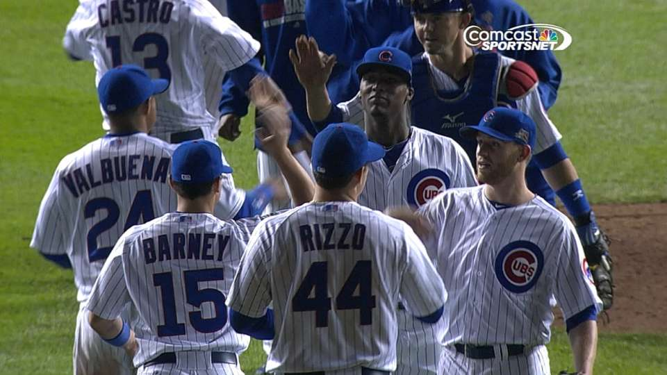 Wood on Cubs 7-4 win over Mets