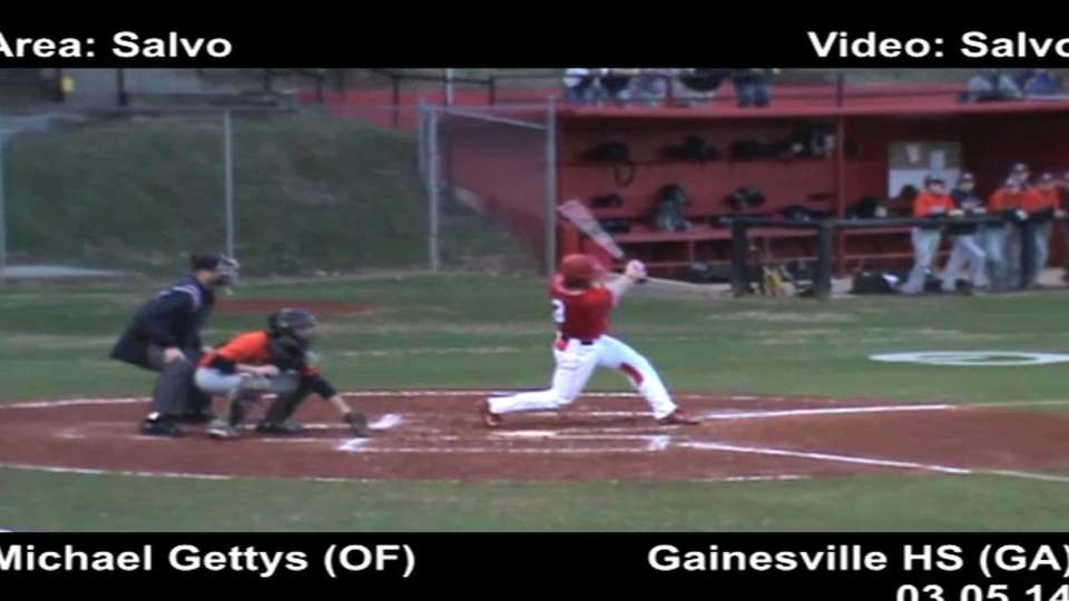 Scout footage, Michael Gettys