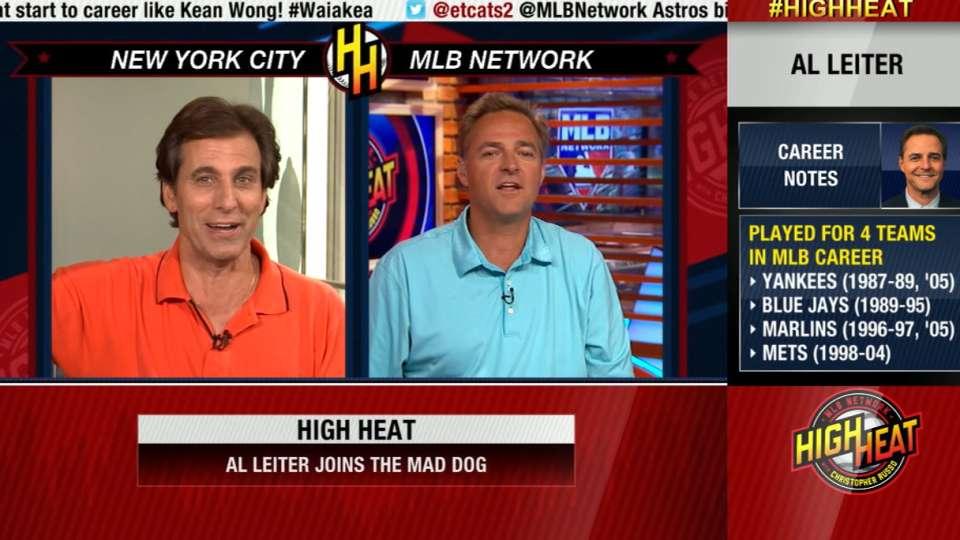 Al Leiter on the Blue Jays