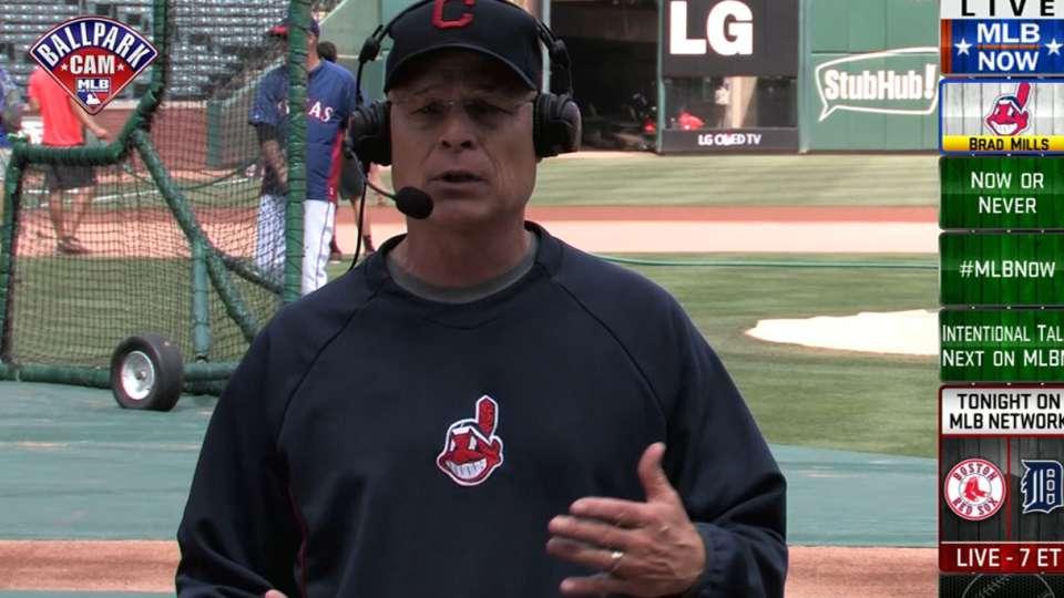 Brad Mills on MLB Now