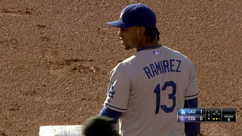 Dodgers turn two