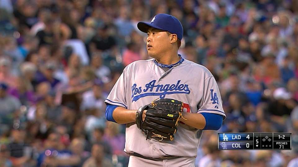 Ryu's solid start
