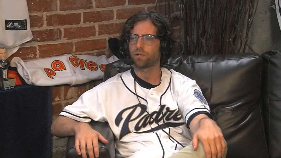 Mooney on Padres Social Hour