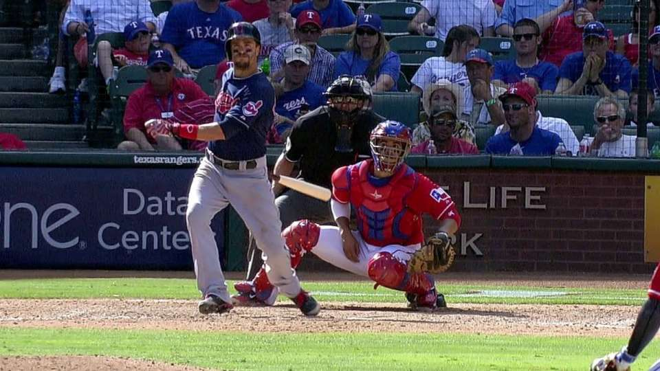 Chisenhall knocks in another run