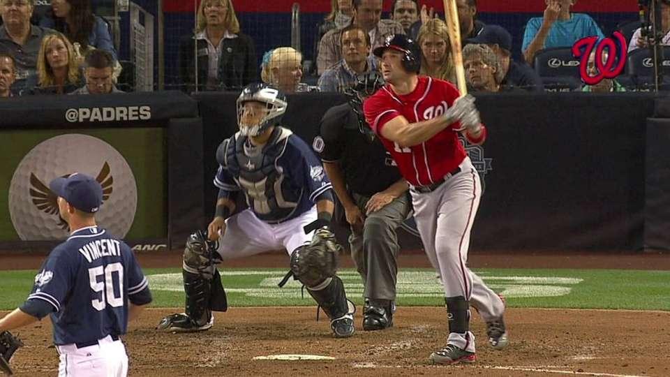 Zimmerman's RBI double