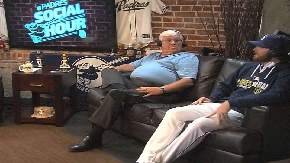 Kennedy on Padres Social Hour