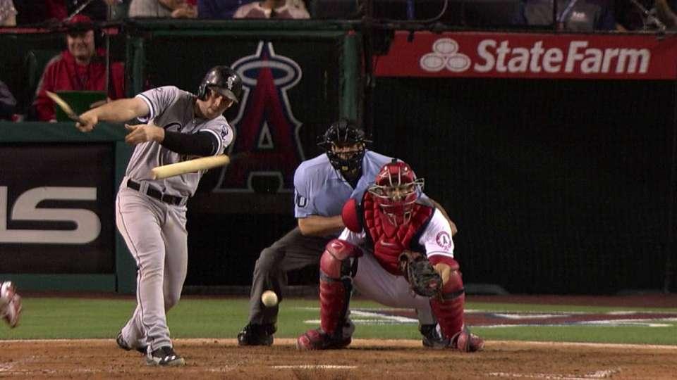 Rasmus avoids bat, turns two