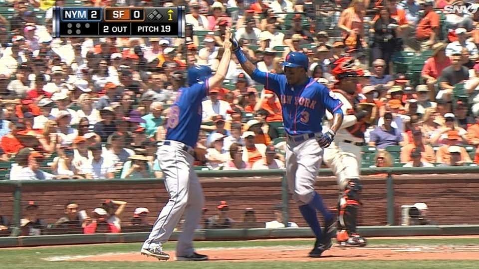 Granderson's two-homer game