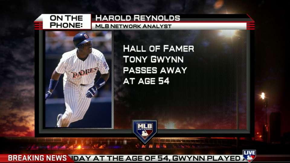 Reynolds on Gwynn changing game