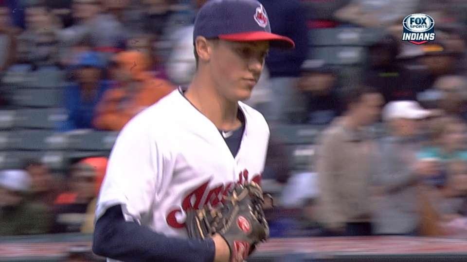 Crockett's Major League debut