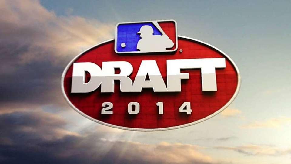Montgomery on MLB Draft