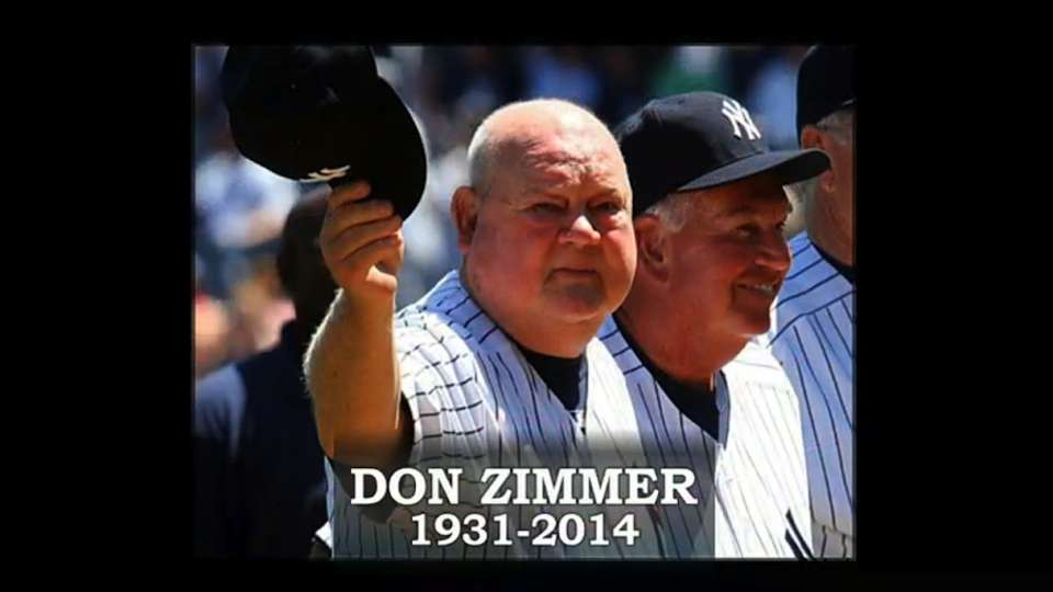 Broadcasters on Zimmer's passing