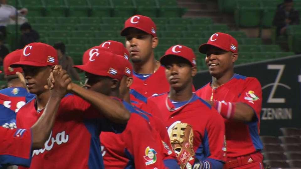 Iglesias seals the win for Cuba