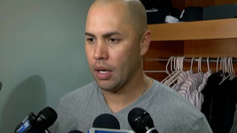 Yankees on tough loss to Red Sox
