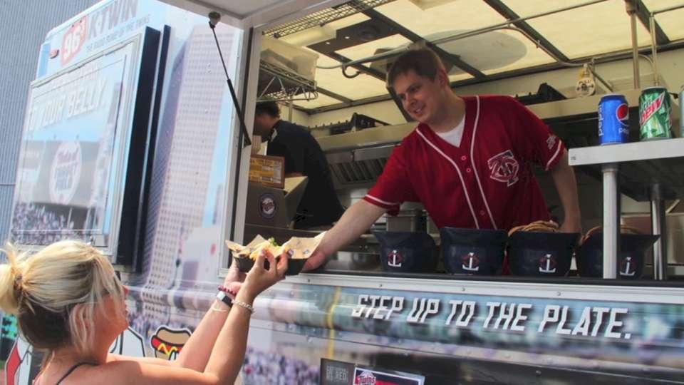 STH Food Truck Visit