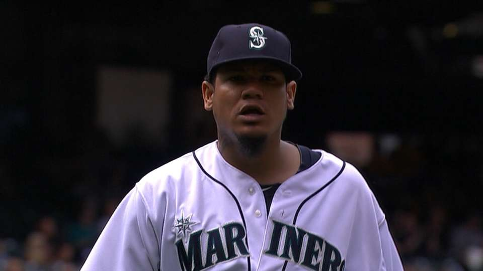 Nelson discusses King Felix