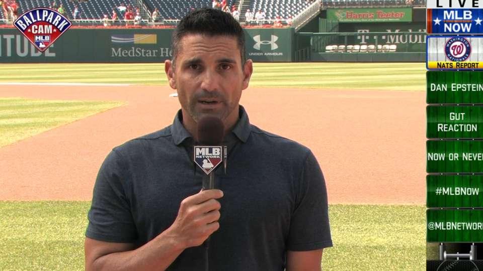 MLB Now: F.P. Santangelo