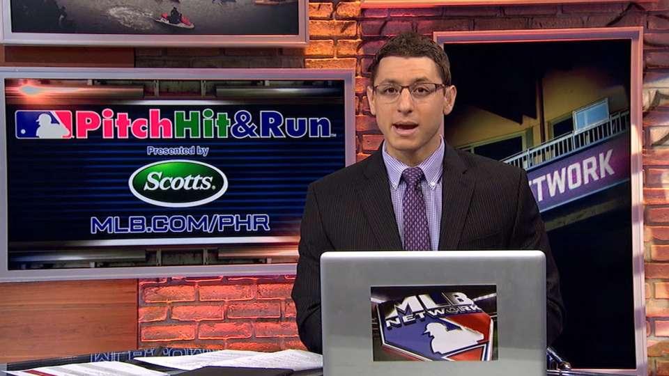 MLB Tonight: Pitch, Hit and Run