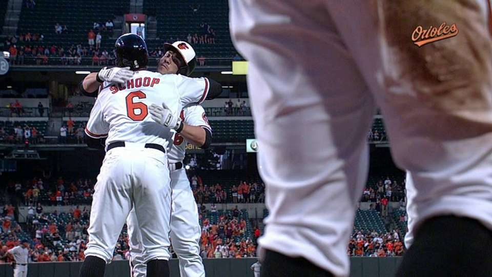 Pearce's second two-run homer