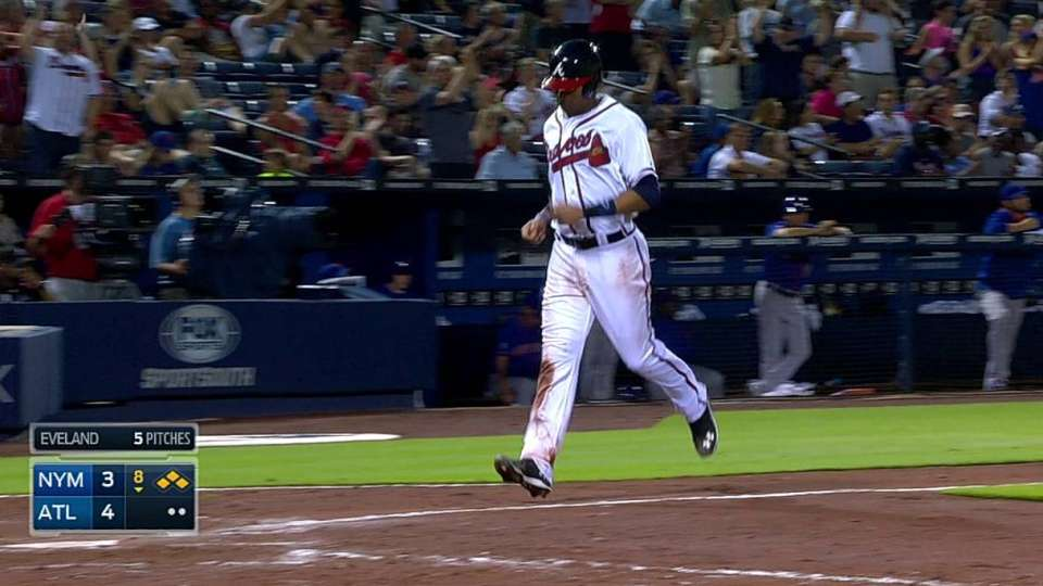 Freeman's bases-loaded walk
