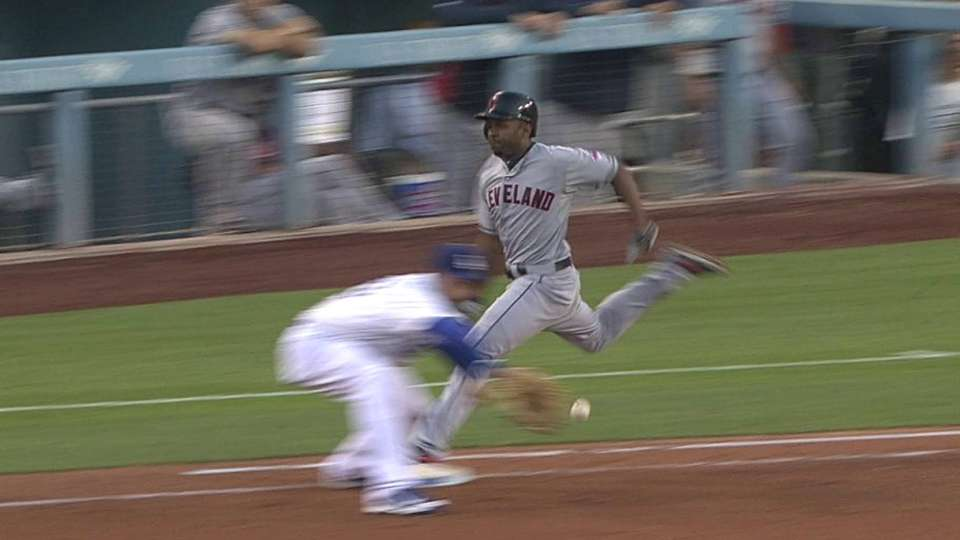 Indians win challenge at first