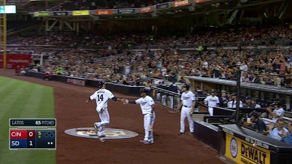 Cabrera's sacrifice fly