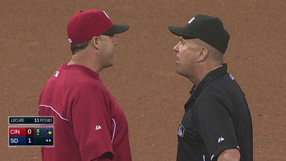 Reds lose challenge in 8th