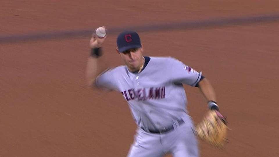 Cabrera's defensive snag