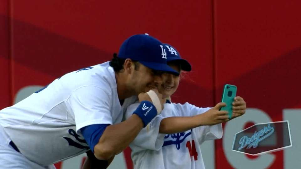 Selfie with Ethier