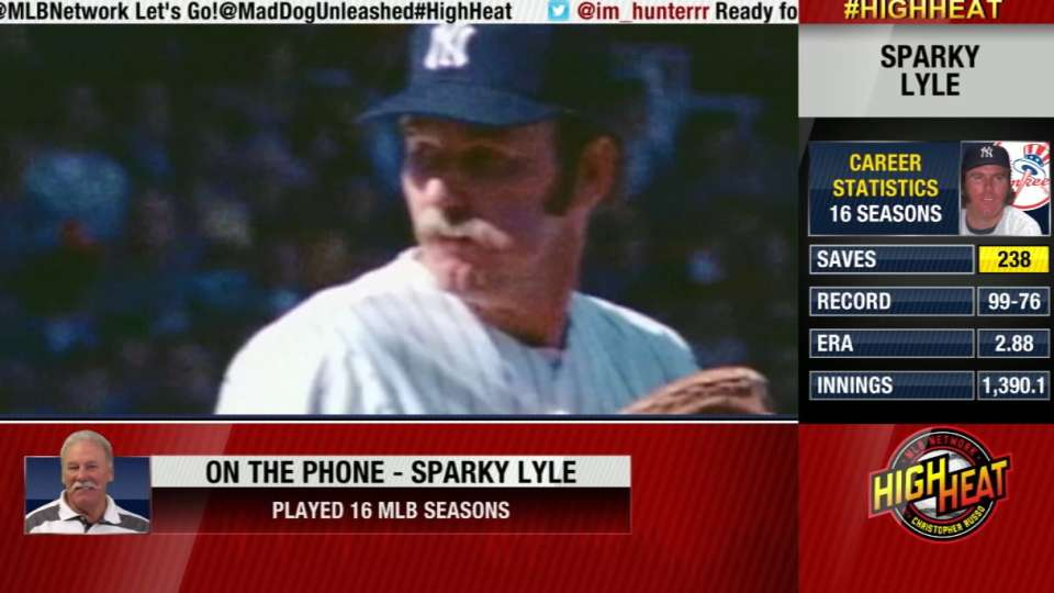 Lyle joins High Heat