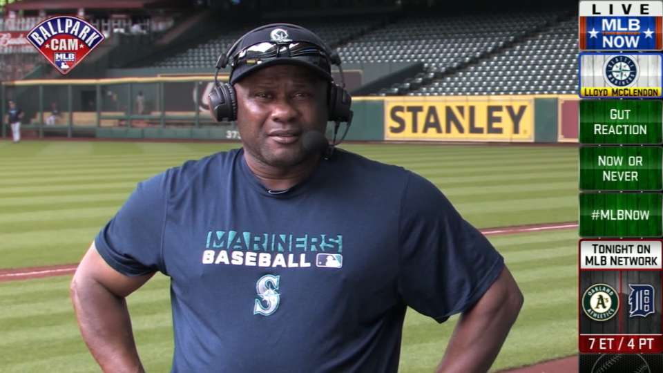 McClendon joins MLB Now