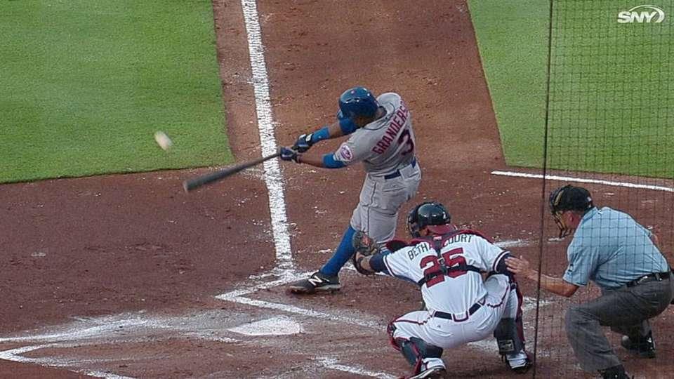 Granderson's two-run shot