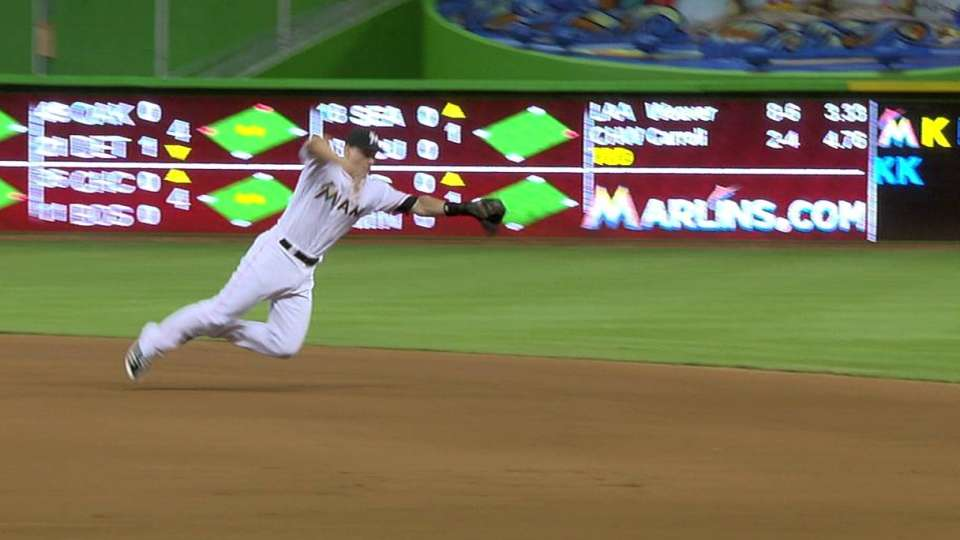 Dietrich's diving stop