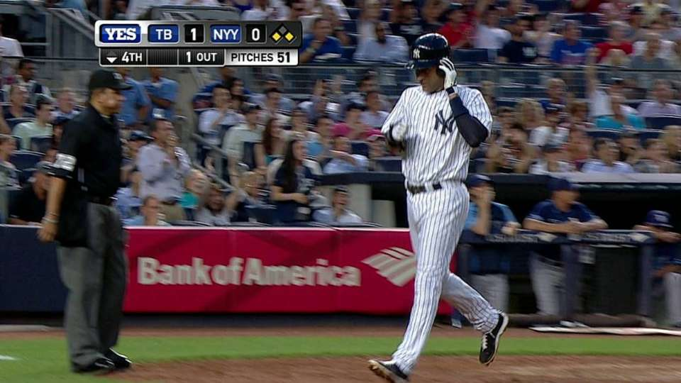 Jeter ties the game
