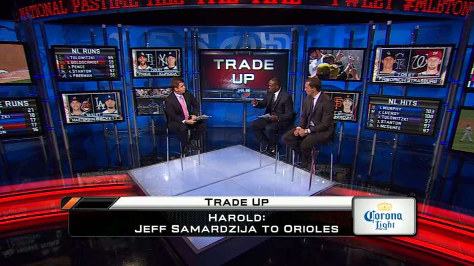 MLB Tonight: Trading up