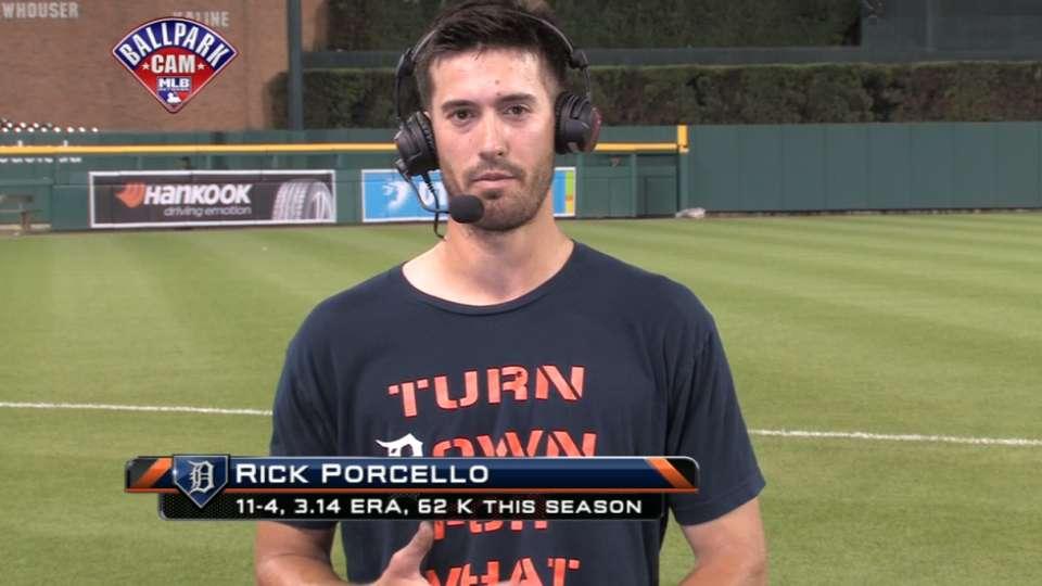 MLB Tonight: Rick Porcello