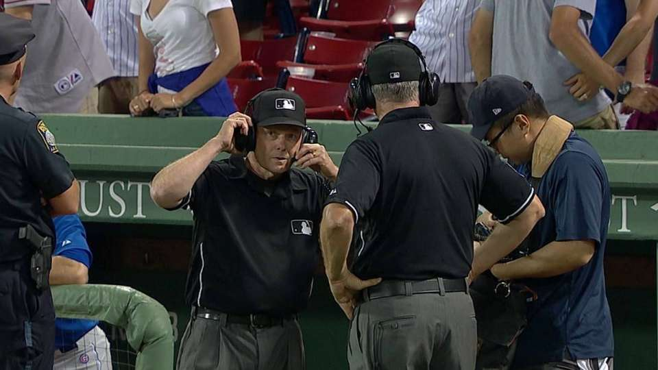 Out call at first confirmed