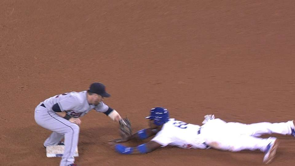 Review leads to triple play
