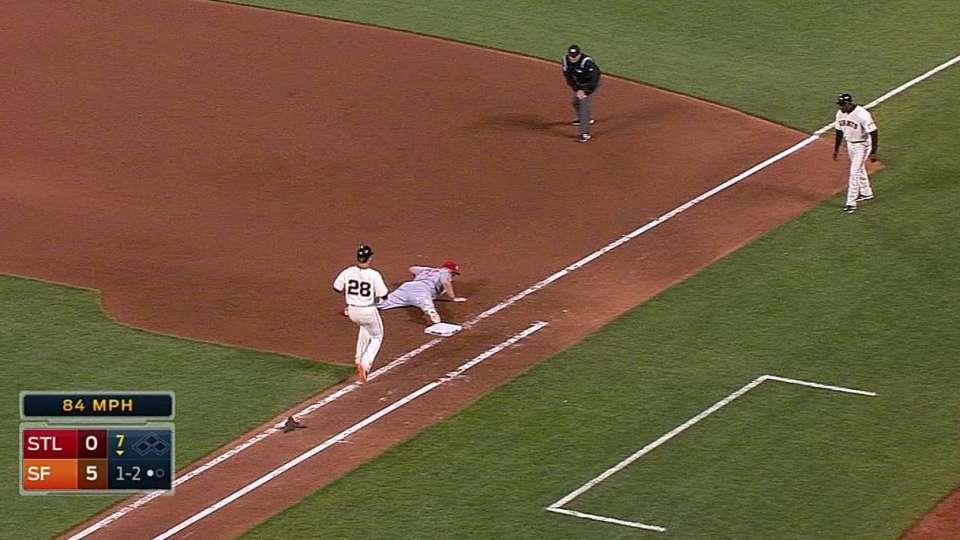 Adams' full-extension stretch