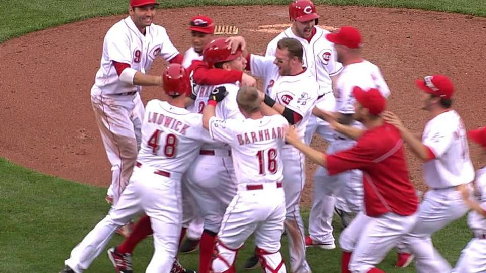 Frazier's walk-off double