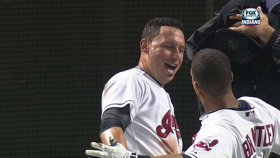 Cabrera's walk-off homer