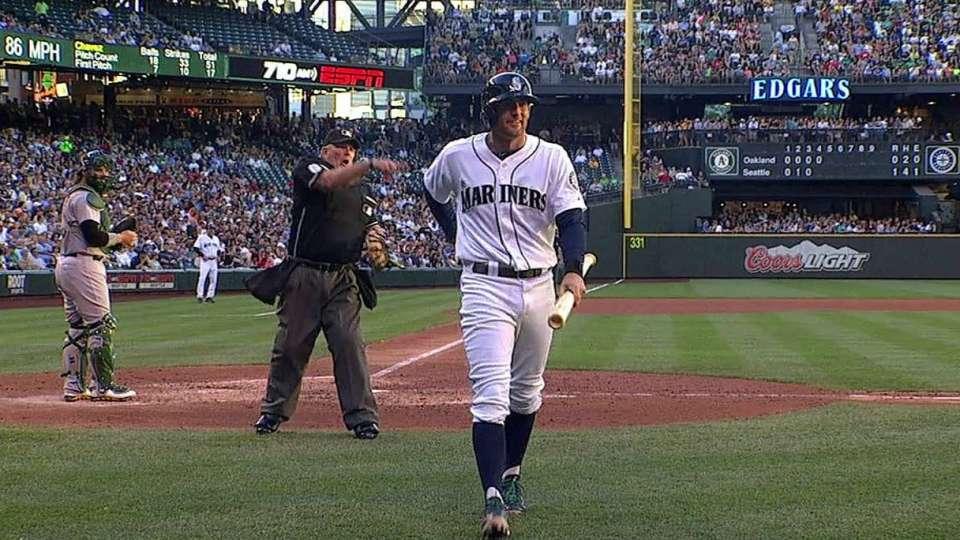 Miller gets tossed