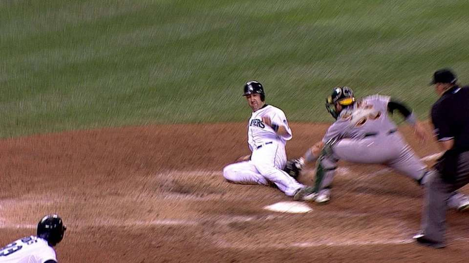 Mariners challenge out call