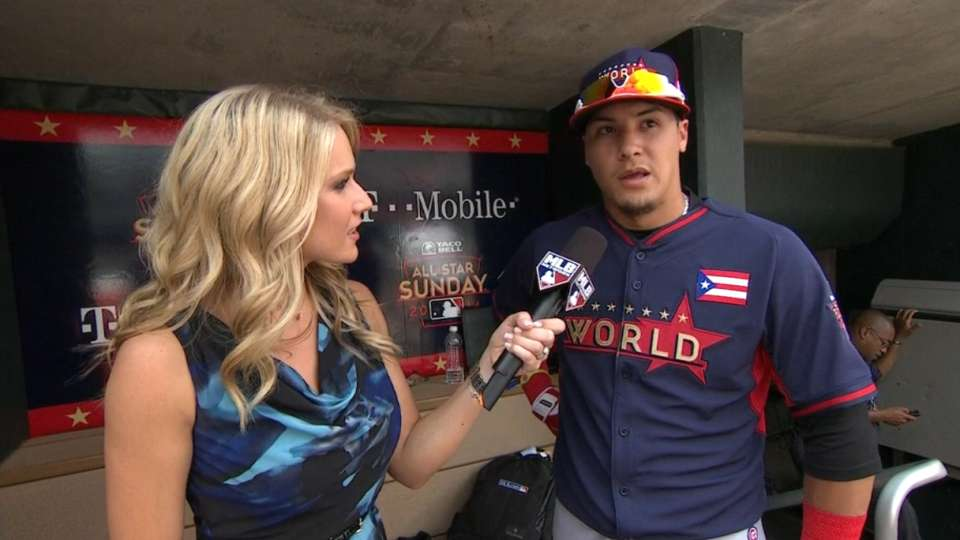 Baez on Futures Game experience